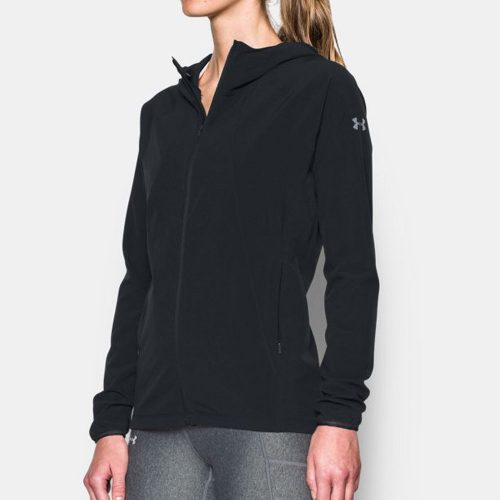 Under Armour Out Run The Storm Jacket: Under Armour Women's Running Apparel