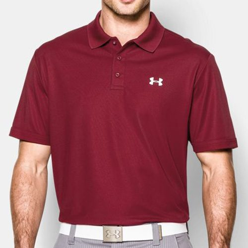 Under Armour Performance Polo: Under Armour Men's Athletic Apparel