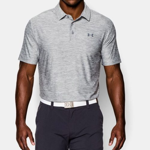 Under Armour Playoff Polo: Under Armour Men's Athletic Apparel