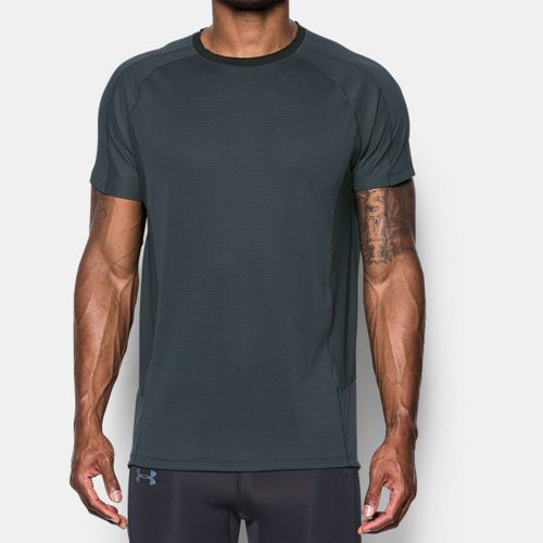 Under Armour Reactor Run Short Sleeve Tee: Under Armour Men's Running Apparel
