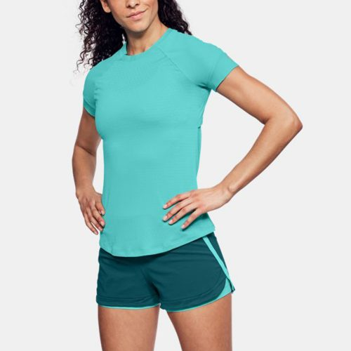 Under Armour Speed To Burn Short Sleeve Top: Under Armour Women's Running Apparel