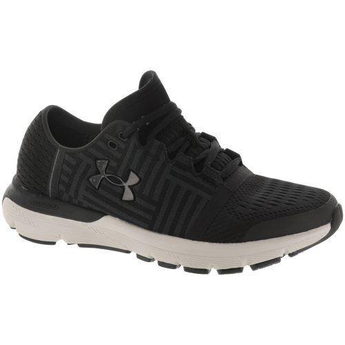 Under Armour SpeedForm Gemini 3: Under Armour Women's Running Shoes Black/Glacier Gray