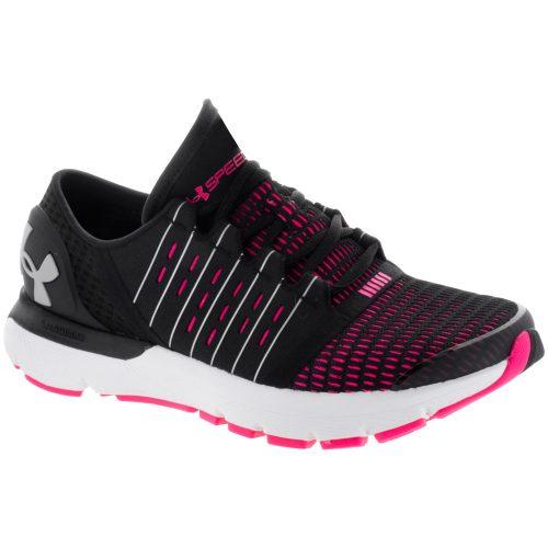 Under Armour Speedform Europa: Under Armour Women's Running Shoes Black/Penta Pink