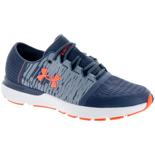 Under Armour Speedform Gemini 3 GR Apollo: Under Armour Men's Running Shoes Gray/Steel/Orange