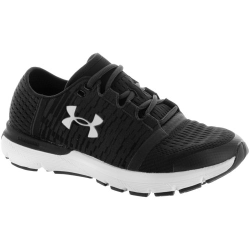 Under Armour Speedform Gemini 3 GR: Under Armour Women's Running Shoes Anthracite/Black/Gray