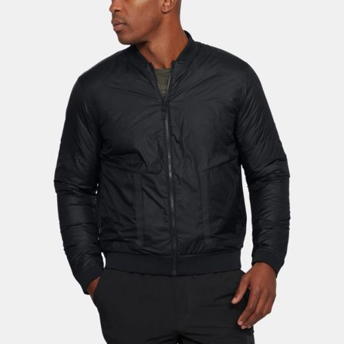 Under Armour Sportstyle ColdGear Reactor Bomber: Under Armour Men's Athletic Apparel