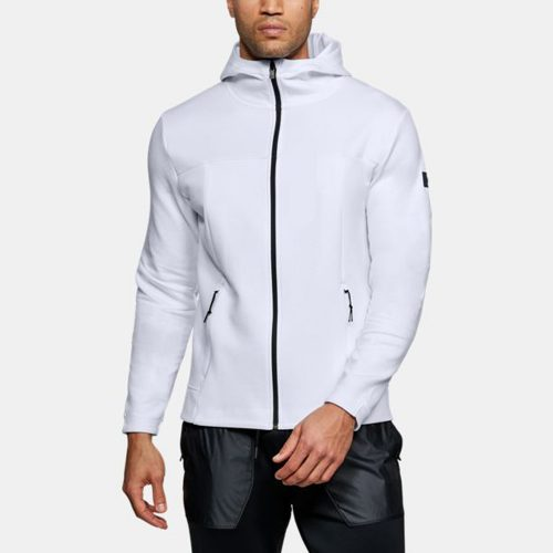 Under Armour Sportstyle Elite Utility Full Zip: Under Armour Men's Athletic Apparel