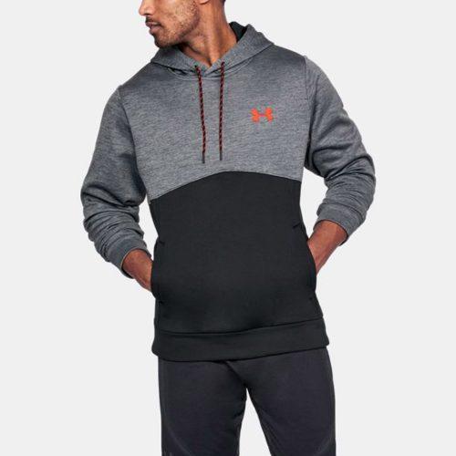 Under Armour Storm Armour Fleece Twist Hoodie: Under Armour Men's Athletic Apparel