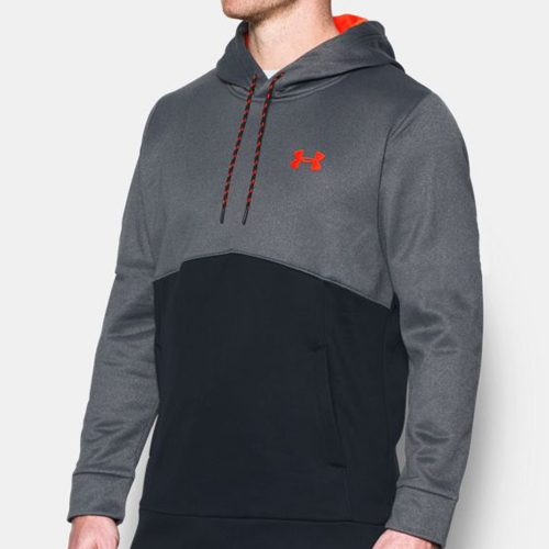 Under Armour Storm Icon Twist Hoody: Under Armour Men's Running Apparel