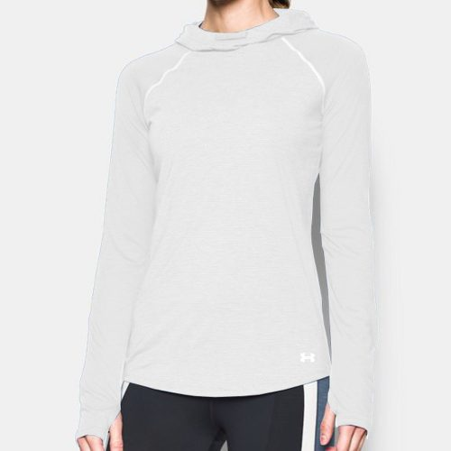 Under Armour Streaker Hoodie: Under Armour Women's Running Apparel