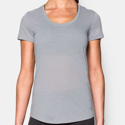 Under Armour Streaker Short Sleeve Tee: Under Armour Women's Running Apparel
