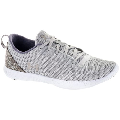 Under Armour Street Precision Sport Low: Under Armour Women's Training Shoes Gray Matter