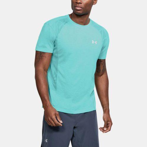 Under Armour Swyft Short Sleeve Tee: Under Armour Men's Running Apparel