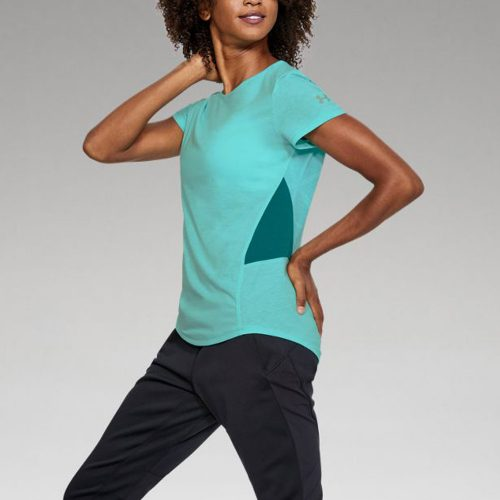 Under Armour Swyft Short Sleeve Tee: Under Armour Women's Running Apparel