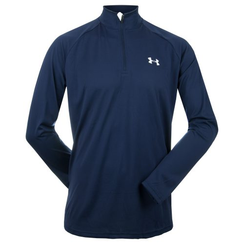 Under Armour Tech 1/4 Zip Top: Under Armour Men's Athletic Apparel