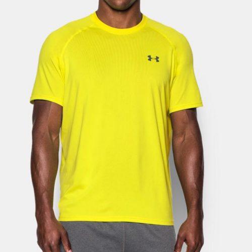 Under Armour Tech Short Sleeve Tee: Under Armour Men's Athletic Apparel