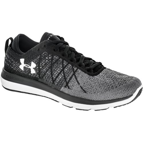 Under Armour Threadborne Fortis: Under Armour Men's Training Shoes Black