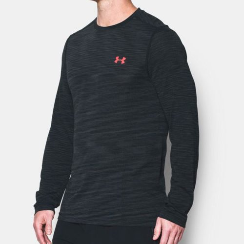 Under Armour Threadborne Seamless Long Sleeve Top: Under Armour Men's Running Apparel