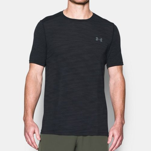 Under Armour Threadborne Seamless Short Sleeve Shirt: Under Armour Men's Running Apparel