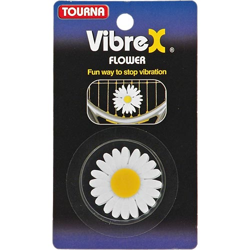 Unique Vibrex Flower Vibration Dampener: Tourna Vibration Dampeners