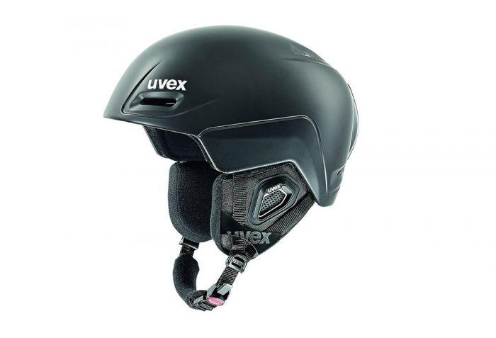 Uvex Jimm Helmet - black mat, 52-55