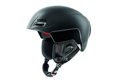 Uvex Jimm Octo+ Helmet - black, 52-55