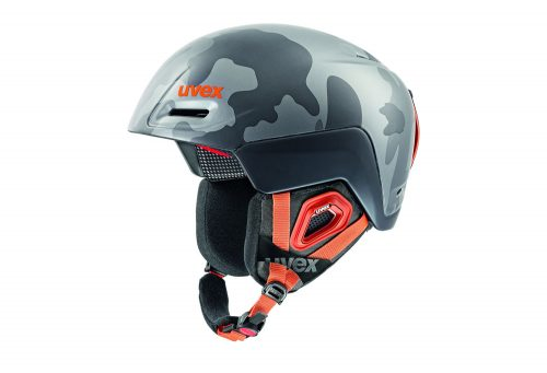 Uvex Jimm Octo+ Helmet - camo mat, 52-55