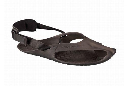 VIVO Achilles Sport Sandals - Womens - black, eu 35-36, us 5-6