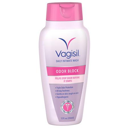 Vagisil Odor Block Intimate Wash Light & Clean - 12 oz.