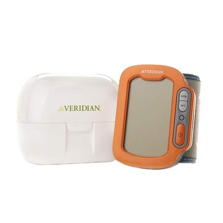 Veridian Healthcare Digital Blood Pressure Wrist Monitor - 1 ea