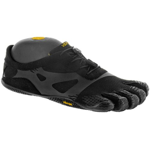 Vibram KSO EVO: Vibram FiveFingers Men's Training Shoes Black