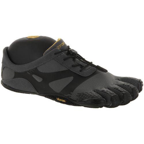 Vibram KSO EVO: Vibram FiveFingers Men's Training Shoes Grey/Black