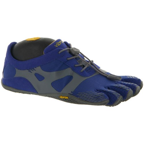 Vibram KSO EVO: Vibram FiveFingers Women's Training Shoes Purple/Grey