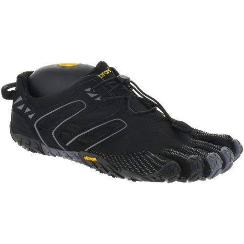 Vibram V-Trail: Vibram FiveFingers Men's Running Shoes Black/Grey
