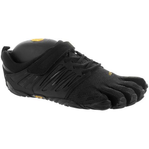 Vibram V-Train: Vibram FiveFingers Men's Training Shoes Blackout