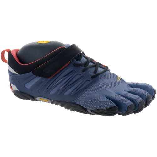 Vibram V-Train: Vibram FiveFingers Men's Training Shoes Indigo/Black/Blue
