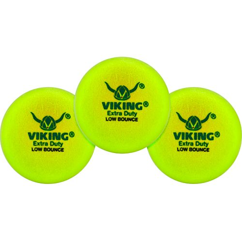 Viking Platform Low Bounce Balls 1 SLEEVE: Viking Platform Tennis Balls