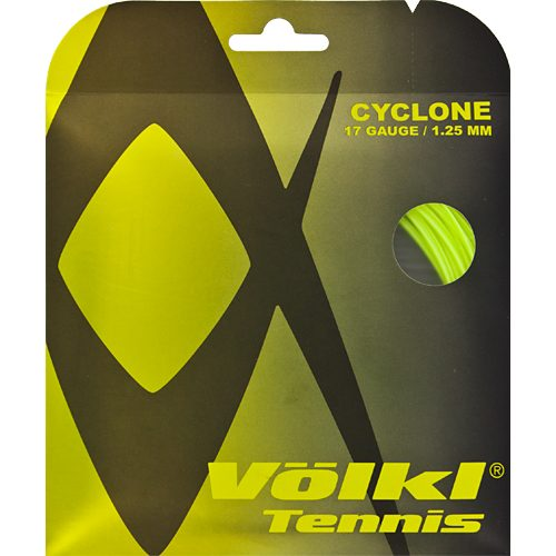 Volkl Cyclone 17: Volkl Tennis String Packages