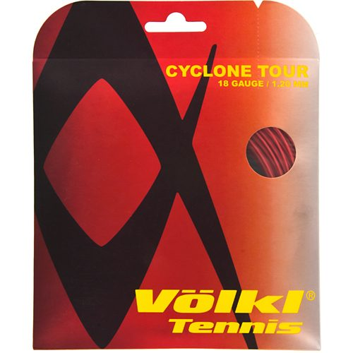 Volkl Cyclone Tour 18: Volkl Tennis String Packages