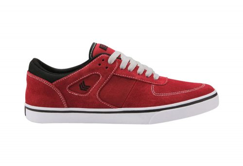 Vox Veyron Shoes - Men's - red black white, 7.5