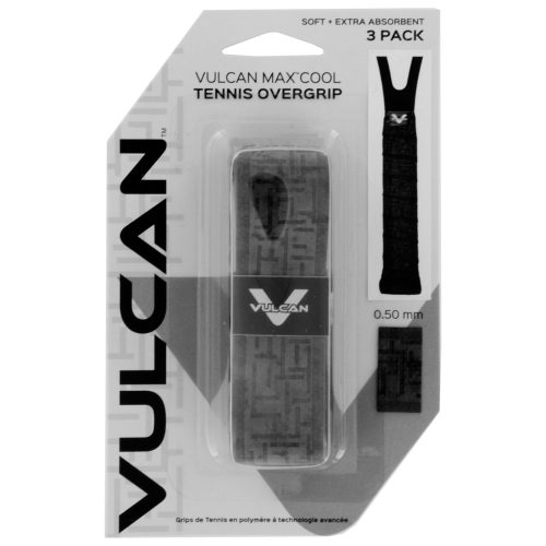 Vulcan Max Control Replacement Grip: Vulcan Tennis Replacet Grips