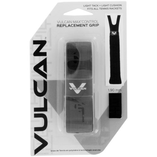 Vulcan Max Cool Overgrip 3 Pack: Vulcan Tennis Overgrips