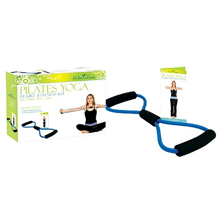 Wai Lana Figure-8 Fitness Kit with Poster - 1 ea.