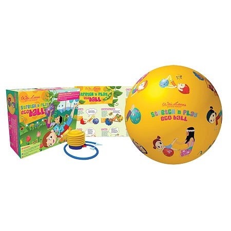 Wai Lana Green Little Yogis Stretch and Play Eco Ball - 1 ea.