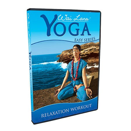 Wai Lana Relaxation Workout DVD - 1 ea.