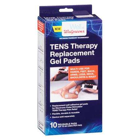 Walgreens Electrotherapy Replacement Pads - 10 ea