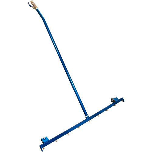 Water Broom 9 Jets 4' Wide: L & M Court Equipment Court Maintenance