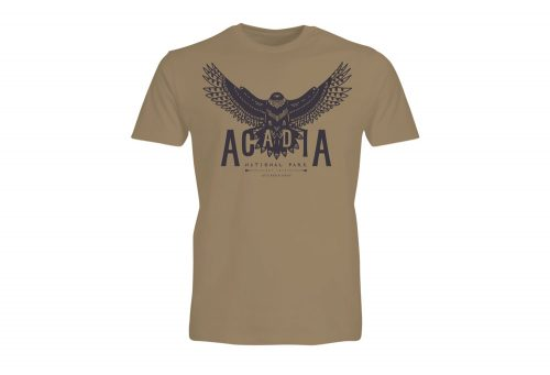 Wilder & Sons Acadia National Park T-Shirt - Men's - sand, small