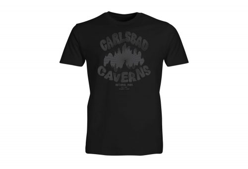 Wilder & Sons Carlsbad Caverns National Park Tee - Men's - black, small