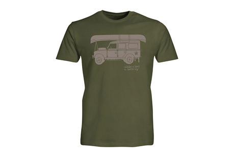 Wilder & Sons Defender - Go Your Own Way Tee - Men's